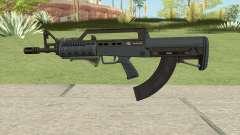 Bullpup Rifle (Two Upgrades V2) Old Gen GTA V для GTA San Andreas