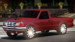 Ford Ranger V1.0 для GTA 4
