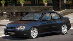Subaru Impreza Old для GTA 4
