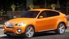 BMW X6 Tun для GTA 4