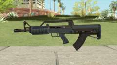 Bullpup Rifle (Base V1) Old Gen Tint GTA V для GTA San Andreas