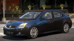 Nissan Sentra V1.0 для GTA 4