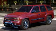 Chevrolet TrailBlazer V1.0 для GTA 4
