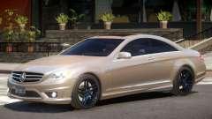 Mercedes Benz CL65 Y10 R2 для GTA 4