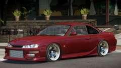 Nissan 240SX GT для GTA 4