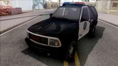 GMC Jimmy 2001 Police