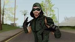 Green Arrow V2 для GTA San Andreas