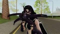 Huntress: The Zealous Crusader V1 для GTA San Andreas