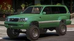 Toyota Land Cruiser 100 V1.1 для GTA 4