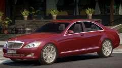 Mercedes Benz S600 V1.0 для GTA 4