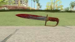Antique Cavalry Dagger V3 GTA V для GTA San Andreas