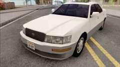 Toyota Celsior UCF10 1989 SA Style