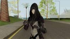 Kasumi (Mass Effect) для GTA San Andreas