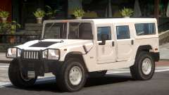 Hummer H1 V1.0 для GTA 4