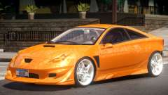 Toyota Celica V1.0 для GTA 4