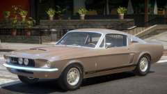 1967 Shelby GT500 для GTA 4