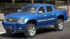 Chevrolet Avalanche V1.1 для GTA 4