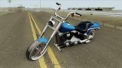 Freeway (Project Bikes) для GTA San Andreas
