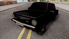 ЗАЗ 968M Black Tuning