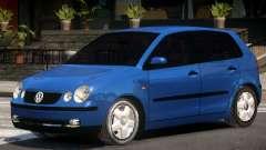 Volkswagen Polo Y5 для GTA 4