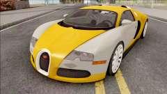Bugatti Veyron HQ Interior