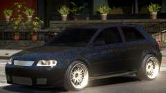 Audi A3 V1.1 для GTA 4