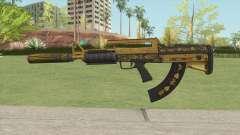 Bullpup Rifle (Suppressor V2) Main Tint GTA V для GTA San Andreas