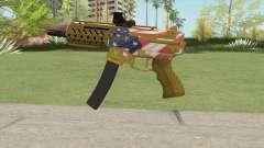 SMG MK II GTA V (Custom Version) для GTA San Andreas