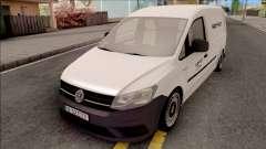 Volkswagen Caddy Hayat TV для GTA San Andreas