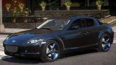 Mazda RX8 V1.0 для GTA 4
