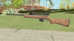Sniper Rifle GTA IV для GTA San Andreas