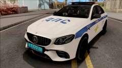 Mercedes-Benz E63 AMG W213 ДПС