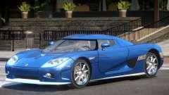 Koenigsegg CCX Y11 для GTA 4