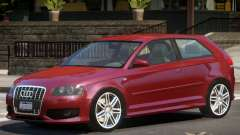 Audi S3 Y06 V1.1 для GTA 4