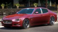 Maserati Quattroporte Tuned