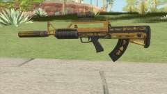Bullpup Rifle (Two Upgrades V11) Main Tint GTA V для GTA San Andreas