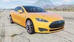 Tesla Model S 2012 для GTA 5
