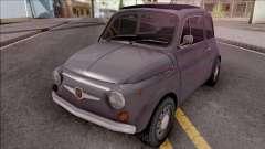 Fiat Abarth 595 SS 1968 Standart Wheels для GTA San Andreas