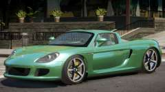 Porsche Carrera GT V1.1 для GTA 4
