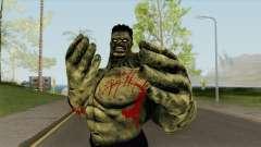 Hulk From Marvel Zombies для GTA San Andreas