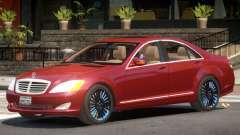 Mercedes S-Class V1 для GTA 4