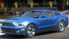 Shelby GT500 Y10 для GTA 4