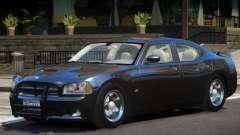 Dodge Charger FBI для GTA 4