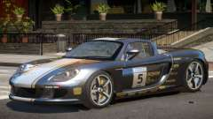 Porsche Carrera GT V1.1 PJ1 для GTA 4