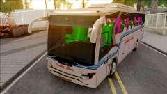 Laksana Legacy Sumber Alam Bus