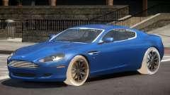Aston Martin DB9 RS для GTA 4