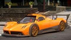 Pagani Zonda RS для GTA 4