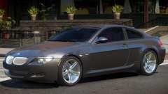 BMW M6 Y11 для GTA 4