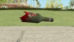 Broken Stronzo Bottle V3 GTA V для GTA San Andreas