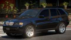 BMW X5 E53 R2 для GTA 4